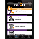 Widoobiz Mobile - Emission