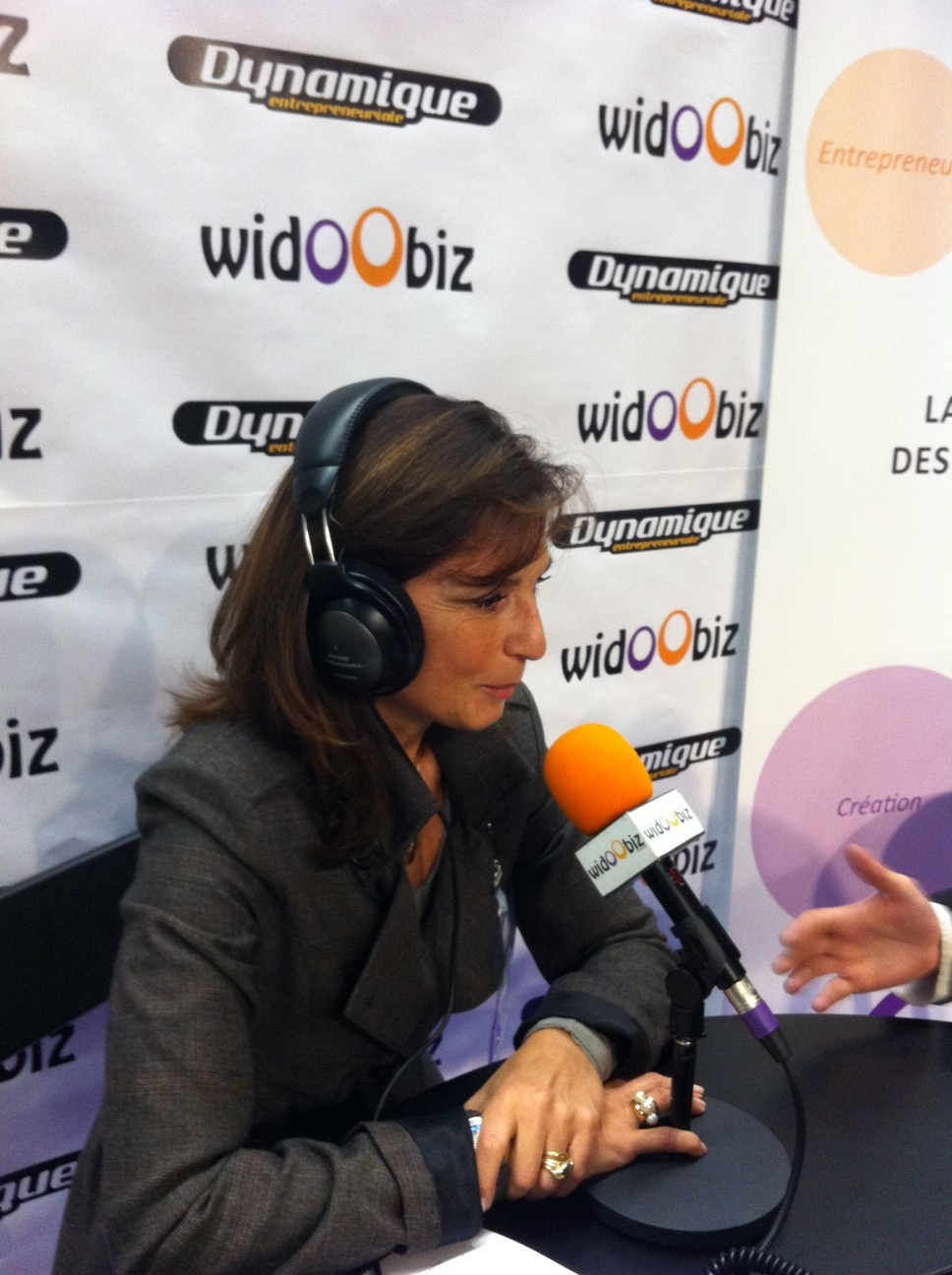Fca widoobiz for Salon des entrepreneurs 2016