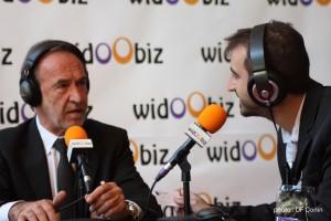 Bruno Pons de la Banque Populaire sur Widoobiz au Salon des entrepreneurs de Lyon
