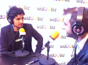 Badi Badkoub, responsable dveloppement des PME France Facebook sur Widoobiz