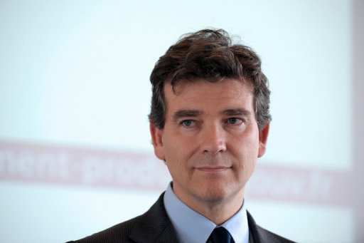 Plante PME Arnaud Montebourg