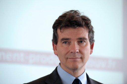 Planète PME Arnaud Montebourg