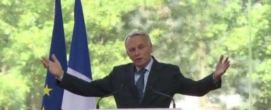 Jean-Marc Ayrault discours patrons