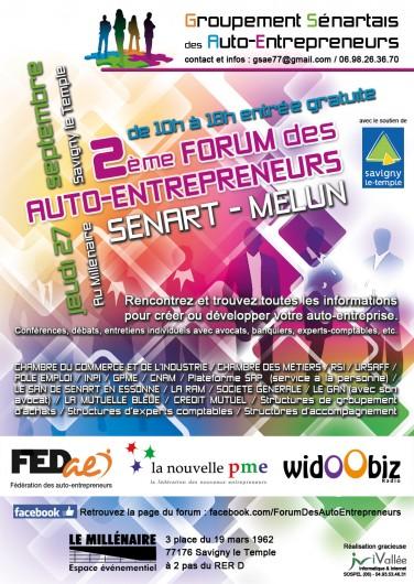 Forum des auto entrepreneurs widoobiz - Auto entrepreneur chambre des metiers ...