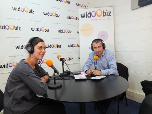 Quartiers d'affaires Widoobiz - Madjid Yahiaoui