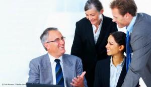 Leadership respect entrepreneur collaborateur