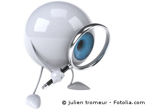 Loupe zoom recherche