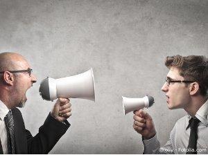 Parler à son patron n'est jamais chose aisée