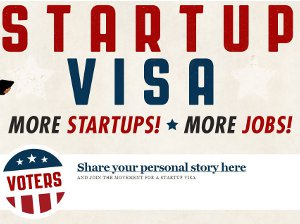 Startup visa USA
