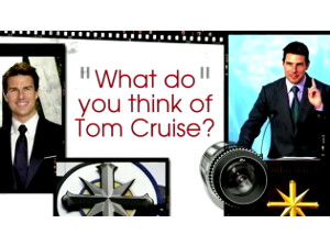 Tom Cruise scientologie