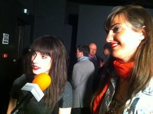 Alma Guirao et Juliette Parcevaux
