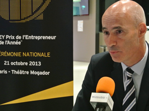 Tarckett - Prix de l'entreprise internationale dans la catégorie Prix de l'Entrepreneur de l'Année