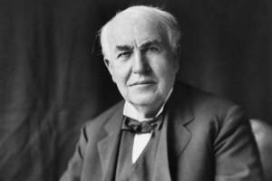 La firme de Thomas Edison a déposé plus d'un millier de brevets