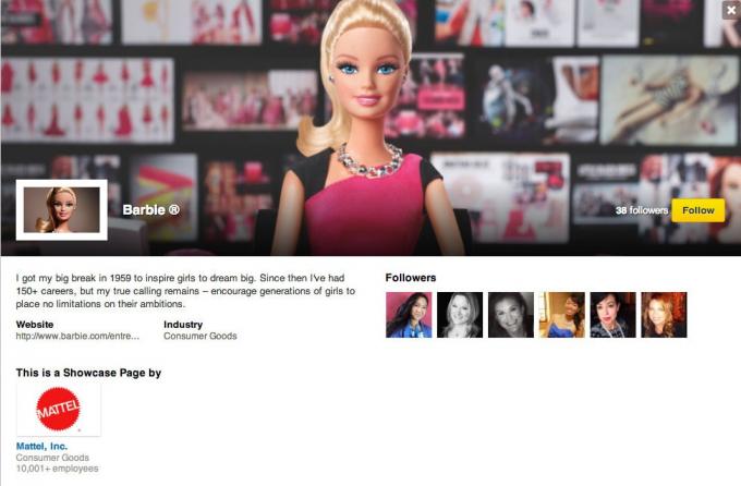 barbie-linkedin