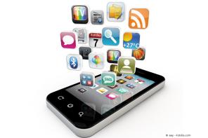 Les entreprises n'investissent pas dans le mobile