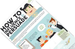 Entrepreneur : les six éléments de la persuasion (infographie)