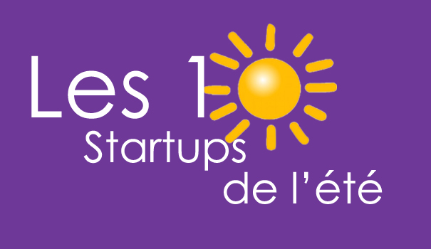 10 startups de l'été