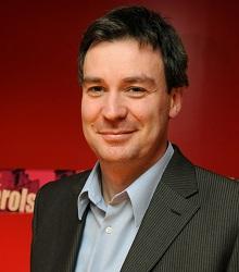 Gilles Boehringer, vice-président développement et franchise KFC France et Europe continentale.
