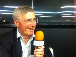 Alain-Philippe Etlin, président du réseau entreprendre 94