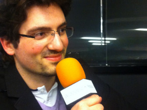 Antoine Balourdet, co-fondateur de Studizz