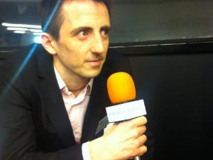 Cyril Guillerm, chargé de mission financement des entreprises