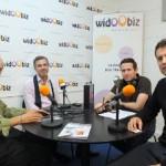 Les acteurs de l'innovation avec Henri Kaufman, Franck Perrier, Lionel Kaplan et Nicolas Hammer