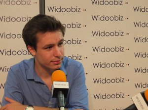Louis Bonduelle au Salon des Entrepreneurs de Lyon