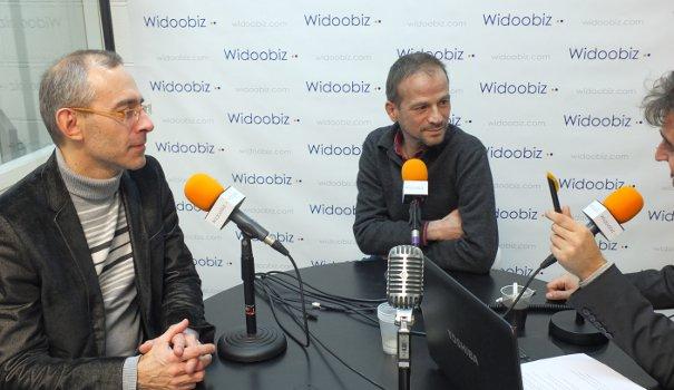 Avec Stéphane Corbin, Porte-parole pour la fédération LGBT et Rémi Calmon directeur exécutif du SNEG Syndicat National des Entreprises Gaies,