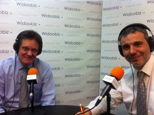 Patrick Jolly (PAP) au micro de Stéphane Vincent