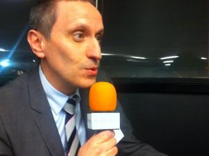 Philippe Bayeux , directeur régional chez Oséo
