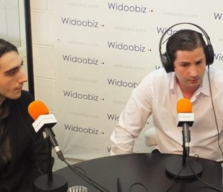Auto-entrepreneurs Poussins. Adrien Sergent et Didier Barbet
