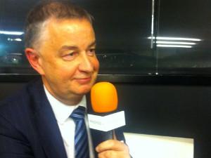 Claude Schneegans, directeur territorial pour la Caisse des dépôts