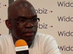 Alassane Tchadjabo au salon des entrepreneurs de Lyon