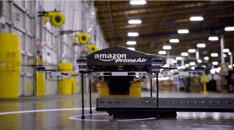 Amazon continue d'innover