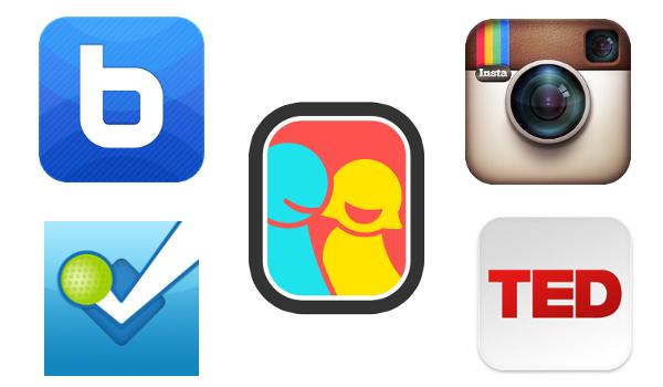 Le réseau passe aussi par les applications mobiles