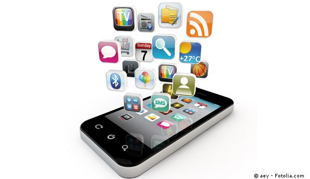 Le marketing passe aussi par les applications mobiles
