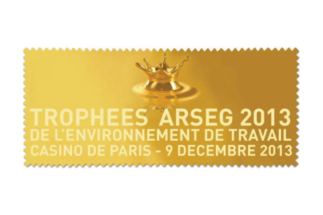 Les trophées de l'arseg 2013