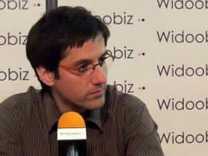 Benoît Prud'homme au Salon des entrepreneurs de Lyon