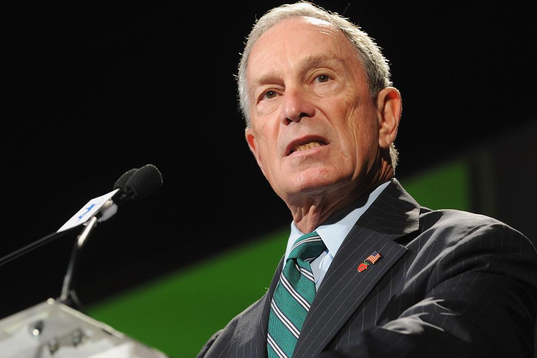 Michael Bloomberg est un des rares entrepreneurs à avoir réussi le pari d'une carrière politique