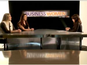 Business Women: Anna Marin, Suzie Sinsek et Alice Herbin