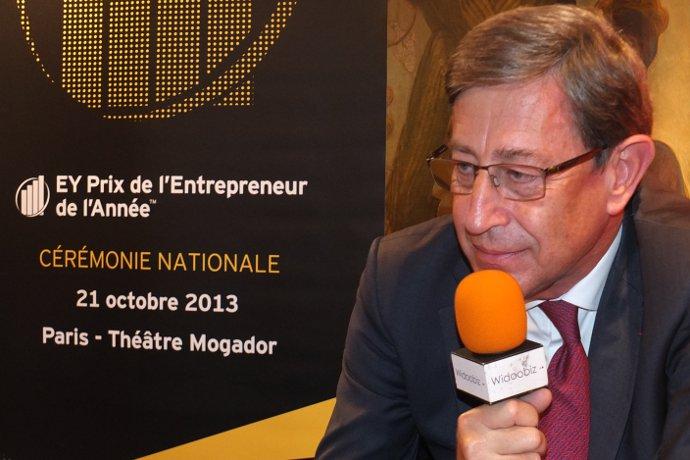 Prix de l'entrepreneur de l'année 2013 – Daher