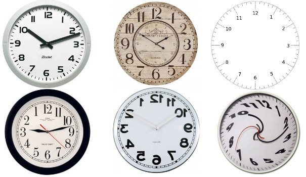 horloges compétences agenda organisation entrepreneur