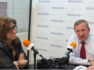 Valérie Meimoun-Hayat et Frédéric Blazejewski