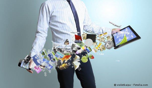Le numérique bouleverse tous les jours notre vie professionnelle
