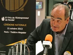 Manutan - Prix de l'Entrepreneur de l'Année Île-de-France