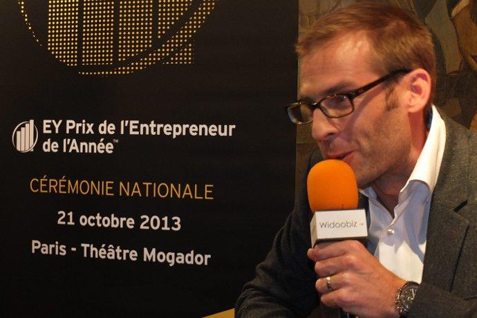 Prix de l'entrepreneur de l'année 2013 - Lengow