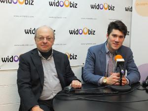 André Lhopital et Antonin Ficatier au micro de Benoît Duchatelet