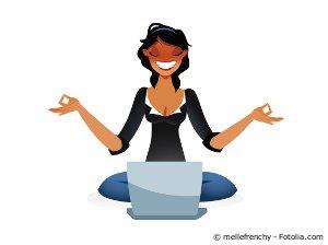 La visualisation pour réduire le stress
