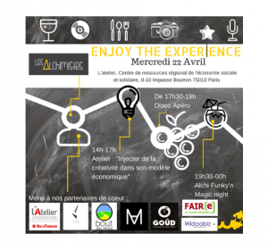 logo the experience