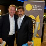 Patrice Begay et Mohed Altrad